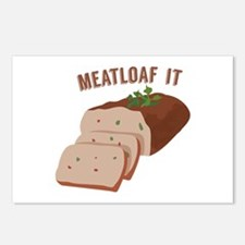 Meatloaf Like Mama Postcards (Package of 8)