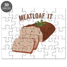 Meatloaf Like Mama Puzzle