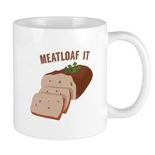 Meatloaf Like Mama Mugs