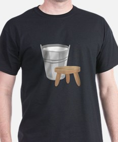Milking Pail T-Shirt