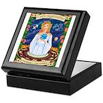 Lady Sagittarius Keepsake Box