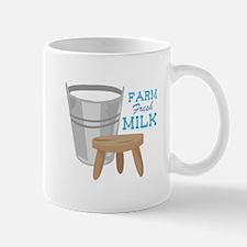 Farm Fresh Milk Mugs