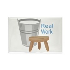 Real Work Magnets