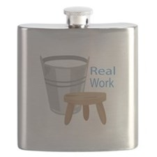 Real Work Flask