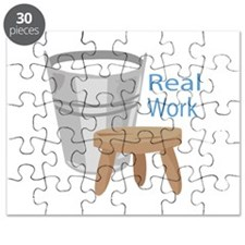 Real Work Puzzle