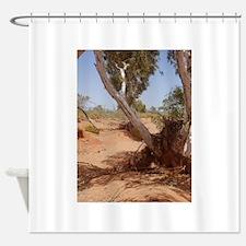 Australian Shower Curtain