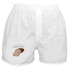 Meatloaf Like Mama Boxer Shorts