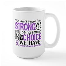 Hodgkin's Disease HowStrongWeAre Mug