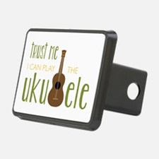 Play The Ukuele Hitch Cover