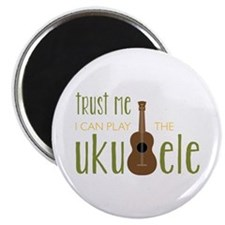 Play The Ukuele Magnets