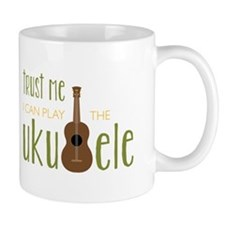 Play The Ukuele Mugs