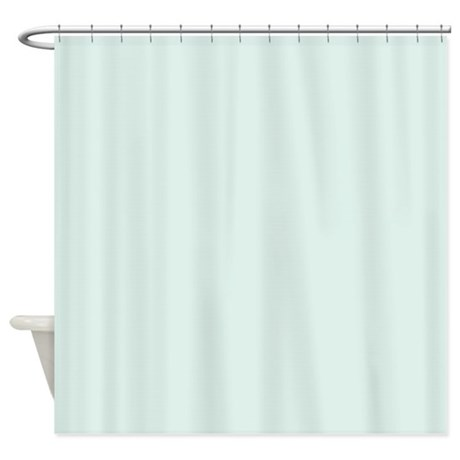 mint green shower curtain by customdesignstore
