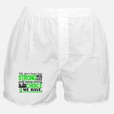 Lymphoma HowStrongWeAre Boxer Shorts