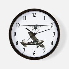 Funny Ga Wall Clock