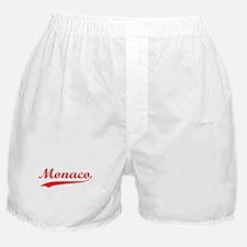Retro Monaco Boxer Shorts