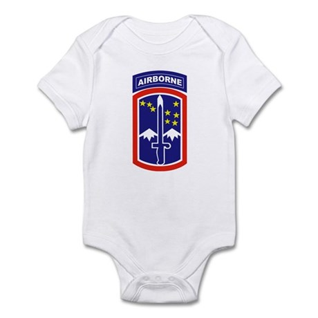 172nd Infantry (Airborne) Infant Bodysuit