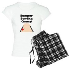 Bumper Bowling Champ Pajamas