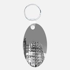 Saturn V Keychains
