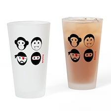 MVPN Drinking Glass
