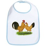 BT Buff Dutch Bantams Bib