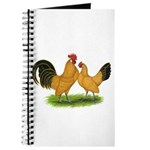 BT Buff Dutch Bantams Journal
