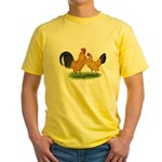 BT Buff Dutch Bantams Yellow T-Shirt