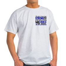 Anal Cancer HowStrongWeAre T-Shirt