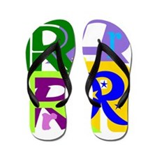 Initial Design (R) Flip Flops