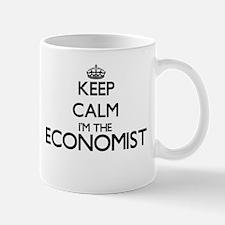 Keep calm I'm the Economist Mugs