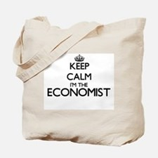 Keep calm I'm the Economist Tote Bag