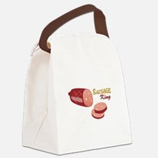 Sausage King Canvas Lunch Bag