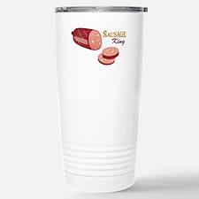 Sausage King Travel Mug