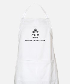 Keep calm I'm the Emergency Room Doctor Apron