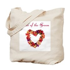 Niece of the Groom Tote Bag