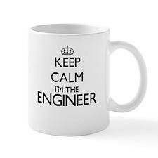 Keep calm I'm the Engineer Mugs