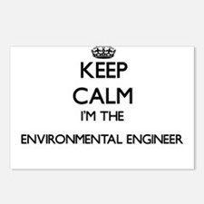 Keep calm I'm the Environ Postcards (Package of 8)