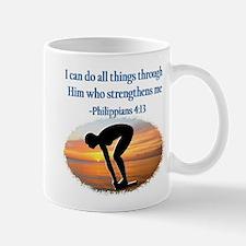 CHRISTIAN SWIMMER Mug