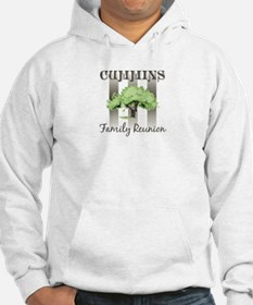 CUMMINS family reunion (tree) Hoodie