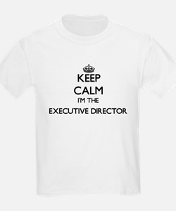 Keep calm I'm the Executive Director T-Shirt