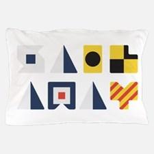 Sail Away Pillow Case