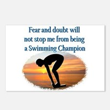 SWIMMER DREAMS Postcards (Package of 8)