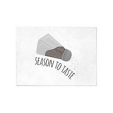 Season To Taste 5'x7'Area Rug