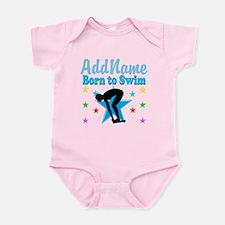 1ST PLACE SWIMMER Infant Bodysuit