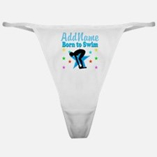 1ST PLACE SWIMMER Classic Thong