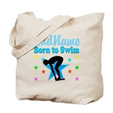 1ST PLACE SWIMMER Tote Bag