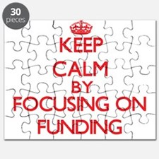 Keep Calm by focusing on Funding Puzzle
