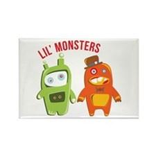 Lil Monsters Magnets