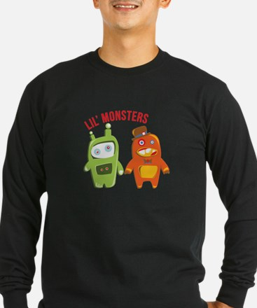 Lil Monsters Long Sleeve T-Shirt