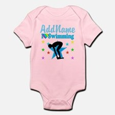SWIM TEAM Infant Bodysuit