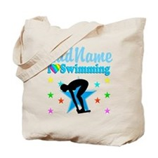 SWIM TEAM Tote Bag